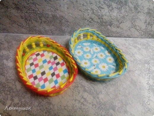 Здравствуйте, дорогие гости! Сегодня я хочу показать вам свои последние плетушки, предназначенные для служения на кухне. Это хлебницы-печенюшницы-конфетницы, наборы для специй. Итак, приятного просмотра! фото 20