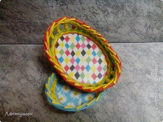Здравствуйте, дорогие гости! Сегодня я хочу показать вам свои последние плетушки, предназначенные для служения на кухне. Это хлебницы-печенюшницы-конфетницы, наборы для специй. Итак, приятного просмотра! фото 21