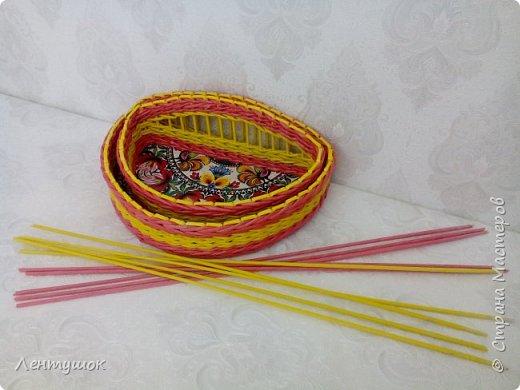 Здравствуйте, дорогие гости! Сегодня я хочу показать вам свои последние плетушки, предназначенные для служения на кухне. Это хлебницы-печенюшницы-конфетницы, наборы для специй. Итак, приятного просмотра! фото 2