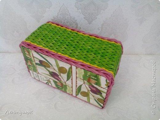 Здравствуйте, дорогие гости! Сегодня я хочу показать вам свои последние плетушки, предназначенные для служения на кухне. Это хлебницы-печенюшницы-конфетницы, наборы для специй. Итак, приятного просмотра! фото 9