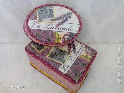 Здравствуйте, дорогие гости! Сегодня я хочу показать вам свои последние плетушки, предназначенные для служения на кухне. Это хлебницы-печенюшницы-конфетницы, наборы для специй. Итак, приятного просмотра! фото 13
