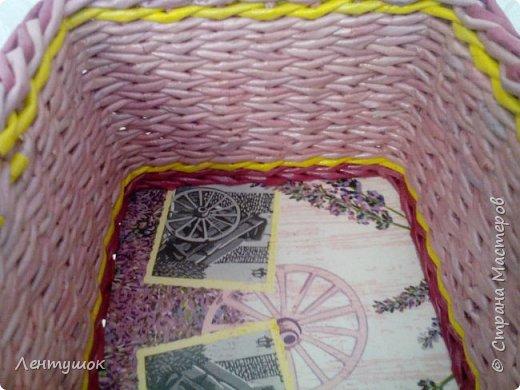 Здравствуйте, дорогие гости! Сегодня я хочу показать вам свои последние плетушки, предназначенные для служения на кухне. Это хлебницы-печенюшницы-конфетницы, наборы для специй. Итак, приятного просмотра! фото 14