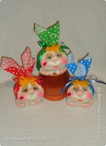 Кому счастья ?)) Мешочками.... Маленький текстильный сувенир - приятный подарок на любой праздник)) фото 1