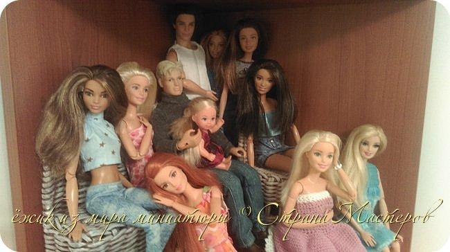 За несколько месяцев у нас собралась коллекция кукол. фото 2