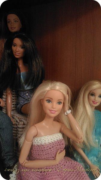 За несколько месяцев у нас собралась коллекция кукол. фото 6