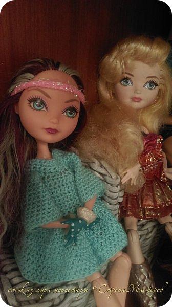 За несколько месяцев у нас собралась коллекция кукол. фото 7