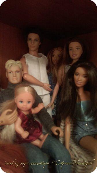 За несколько месяцев у нас собралась коллекция кукол. фото 10
