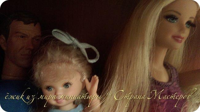 За несколько месяцев у нас собралась коллекция кукол. фото 12