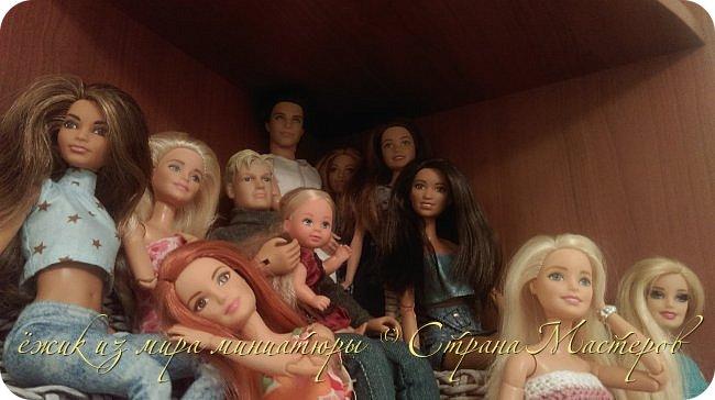 За несколько месяцев у нас собралась коллекция кукол. фото 15