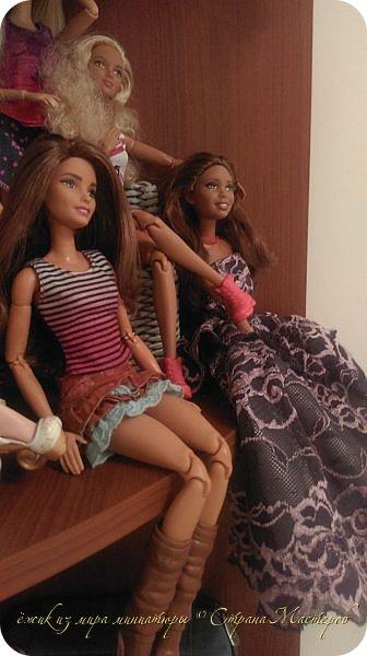 За несколько месяцев у нас собралась коллекция кукол. фото 16