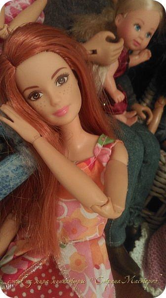 За несколько месяцев у нас собралась коллекция кукол. фото 17