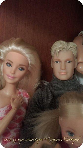За несколько месяцев у нас собралась коллекция кукол. фото 22
