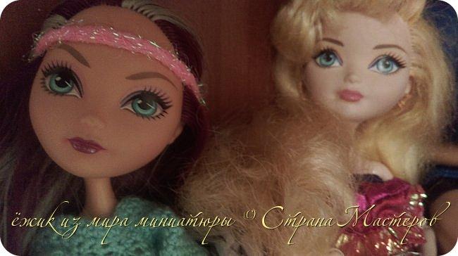 За несколько месяцев у нас собралась коллекция кукол. фото 25