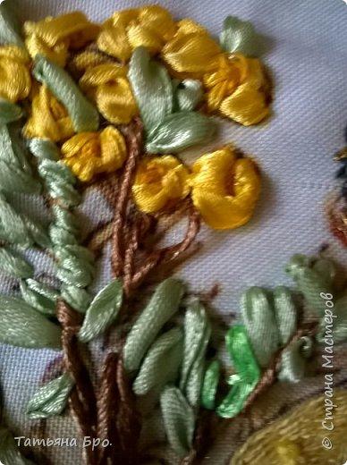 Это моя феечка, которую вышивала несколько месяцев. фото 5