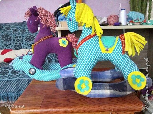 Лошадки-качалки фото 3