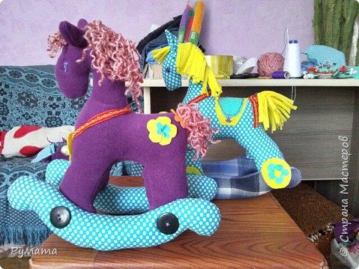 Лошадки-качалки фото 2