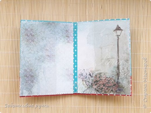 Обложка на паспорт  фото 2