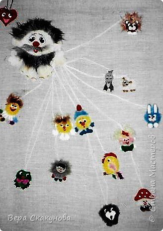 Куклы, кулоны и чудики фото 6