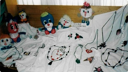 Куклы, кулоны и чудики фото 9