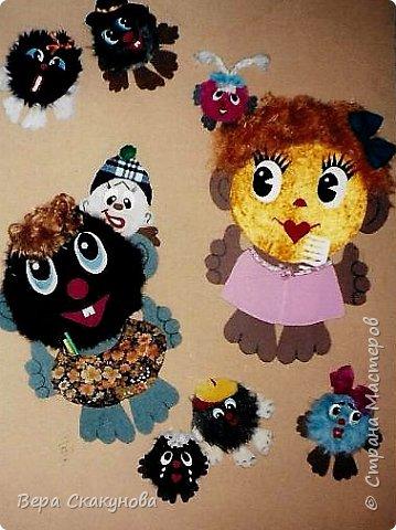 Куклы, кулоны и чудики фото 10