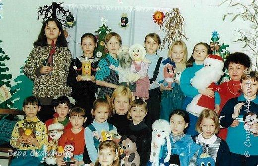 Куклы, кулоны и чудики фото 11