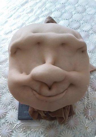 Вот такая голова в итоге у меня получилась. фото 6