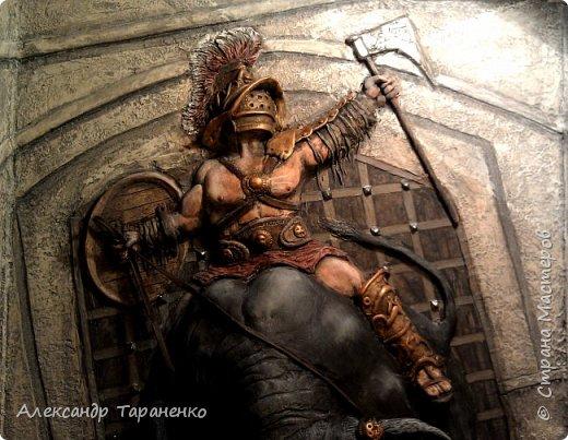"""картина- барельеф """" Триумф"""" antars2011.wixsite.com/relief фото 2"""