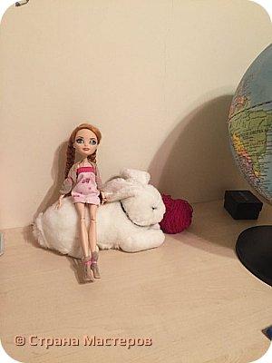 Показ нового наряда для моей новой куклы фото 1