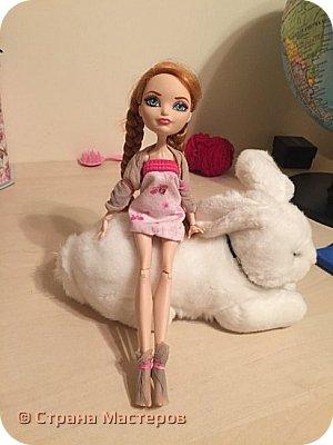 Показ нового наряда для моей новой куклы фото 2