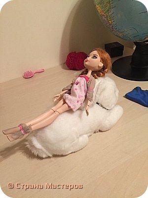 Показ нового наряда для моей новой куклы фото 3