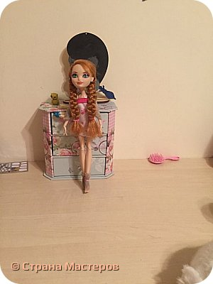 Показ нового наряда для моей новой куклы фото 4