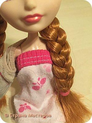 Показ нового наряда для моей новой куклы фото 8