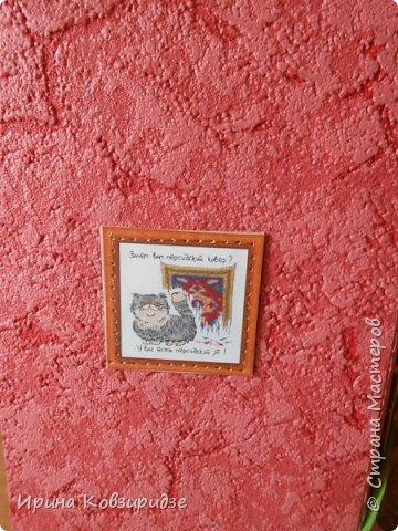Три открытки про кошек. Рисунки Натальи Шумихиной (в СМ -Ильиновой) фото 4