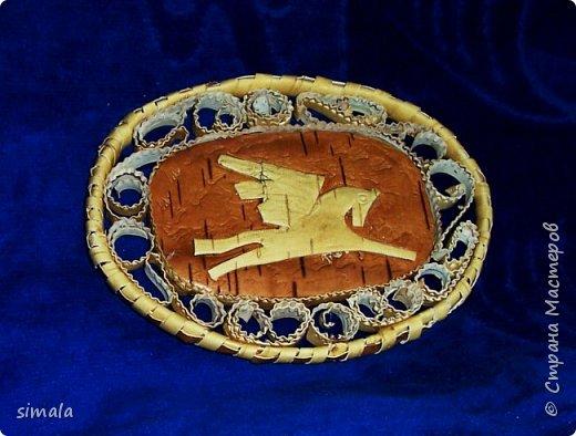 Берестяное кружево, берестяная  скань и т.д. фото 6
