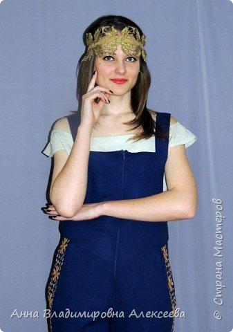 """Коллекция женской одежды """"В Русских традициях"""" фото 13"""