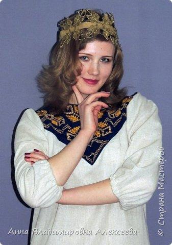 """Коллекция женской одежды """"В Русских традициях"""" фото 2"""