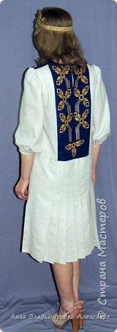 """Коллекция женской одежды """"В Русских традициях"""" фото 3"""