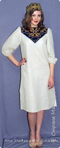 """Коллекция женской одежды """"В Русских традициях"""" фото 1"""