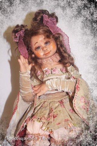 Авторская кукла: Верочка. фото 5