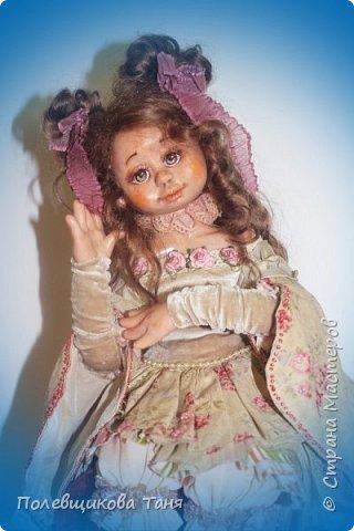 Авторская кукла: Верочка. фото 2