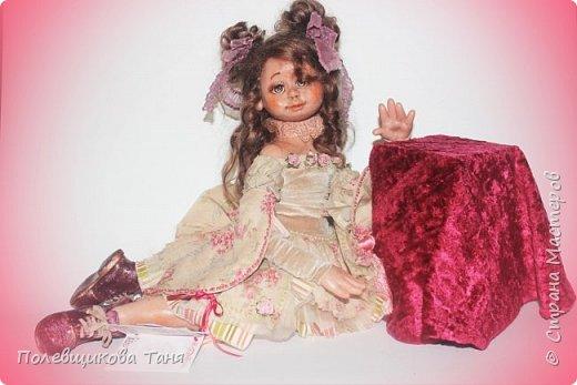 Авторская кукла: Верочка. фото 3