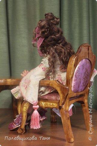 Авторская кукла: Верочка. фото 13