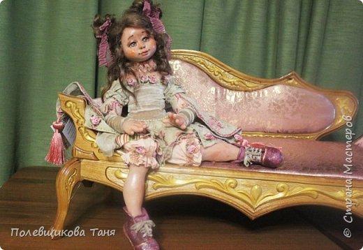 Авторская кукла: Верочка. фото 4