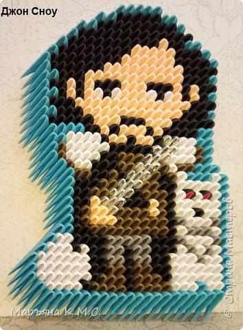 Джон Сноу с лютоволком. Игра престолов. Мне нравится этот персонаж. Картинку нашла в инете. фото 1