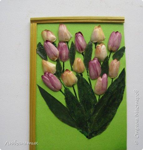 """Всем большущий  привет! Представляю вам АТС карточки """"Живые краски мира"""". Живые краски мира - это цветы. Карточки  можно отнести к Эко стилю наверное, ну и посвятить окончанию лета.   Техника аппликация. Цветы составлены из лепестков гелихризума (бессмертник); использовала листья липы, рябины и клёна, овсяную солому. Для сохранности покрыла аэрозольным лаком, листья подкрашивала акварельными красками. Середина цветов - вата, мак.  Я должна карточки мастерицам Элайджа http://stranamasterov.ru/user/399311 (за """"Ягодный микс""""),  Нельча (Неля) http://stranamasterov.ru/user/425110 (за """"Древо жизни""""),  ИРИСКА 2012 (Ирина) http://stranamasterov.ru/user/191152 (за """"Деревья""""),  Фасинасьён (Татьяна) http://stranamasterov.ru/user/197116 (за """"Дверца в сад""""),  Самурайчик (Ирина) http://stranamasterov.ru/user/47165 (за АТС мини серия) и   Torkin (Инна)  http://stranamasterov.ru/user/420446 (за """"Барджелло"""") прошу их выбирать, если им понравиться.  фото 9"""