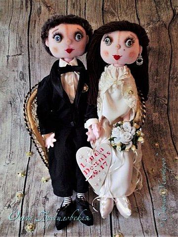 Пора свадеб продолжается. Еще одна парочка готова идти под венец. фото 1