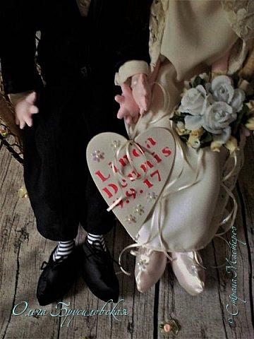 Пора свадеб продолжается. Еще одна парочка готова идти под венец. фото 5