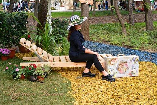 """По сложившейся традиции всех,кто хотел попасть на ежегодную выставку """"Город-сад"""",но не смог в силу ряда обстоятельств,я приглашаю на виртуальную экскурсию. фото 75"""