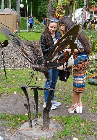 """По сложившейся традиции всех,кто хотел попасть на ежегодную выставку """"Город-сад"""",но не смог в силу ряда обстоятельств,я приглашаю на виртуальную экскурсию. фото 116"""
