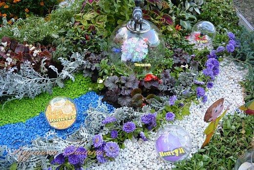 """По сложившейся традиции всех,кто хотел попасть на ежегодную выставку """"Город-сад"""",но не смог в силу ряда обстоятельств,я приглашаю на виртуальную экскурсию. фото 15"""